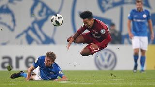 DFB Cup Men: Hansa Rostock vs. 1. FC Nürnberg