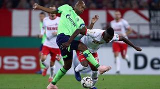 DFB Cup Men:  1. FC Köln vs. FC Schalke 04