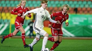 U 16 siegt erneut gegen Dänemark