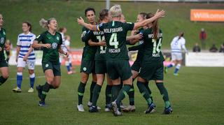 Highlights:  MSV Duisburg vs. VfL Wolfsburg