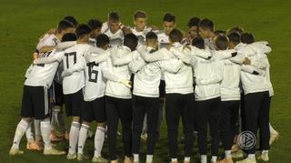 U 16 Nationalmannschaft: Deutschland vs Tschechische Republik