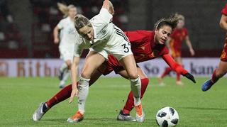 Remis gegen Spanien bei Hrubesch-Abschied