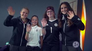 Fan-tastic Moment: Meet & Greet mit den DFB-Frauen