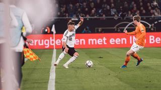 Das Spiel gegen Holland in Slow Motion