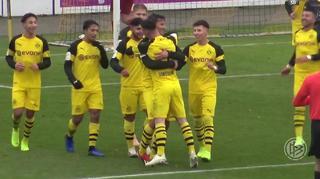 12. Spieltag Staffel West: Alle Spiele, alle Tore