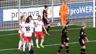 Highlights: Bayer 04 Leverkusen  vs.  1. FFC Frankfurt