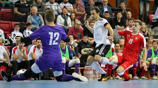 Futsal-Nationalteam besiegt Schweiz erneut