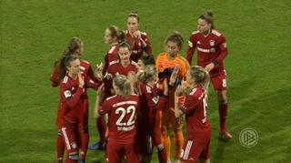 Highlights: FC Bayern München vs. Borussia Mönchengladbach