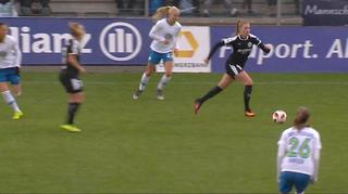 Frauen-Bundesliga: 1. FFC Frankfurt - VfL Wolfsburg