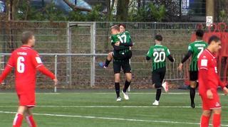14. Spieltag Staffel West: Alle Spiele, alle Tore