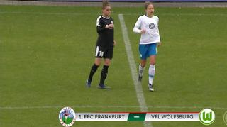 Highlights: 1.FFC Frankfurt vs. VfL Wolfsburg