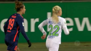 Highlights: 1. FFC Turbine Potsdam vs. VfL Wolfsburg