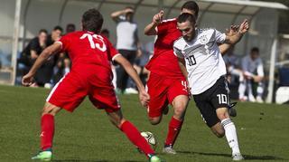 U 18 startet mit Remis gegen Serbien