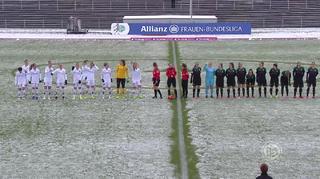 Frauen-Bundesliga: Borussia Mönchengladbach - SC Freiburg