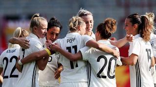 Das Frauen-Nationalmannschaftstor des Jahres 2018
