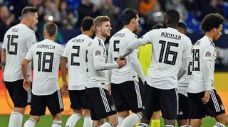 DFB-Jahresrückblick: Die Mannschaft