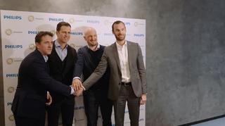 Eine innovative Partnerschaft zwischen dem DFB und Philips