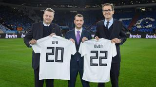 DFB und bwin erweitern Partnerschaft