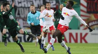 DFB Cup Men: RB Leipzig vs. VfL Wolfsburg
