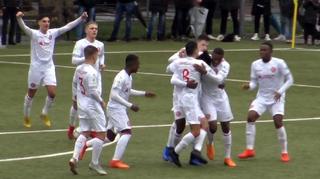 16. Spieltag Staffel West: Alle Spiele, alle Tore