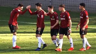 17. Spieltag Staffel Nord/Nordost: Alle Spiele, alle Tore