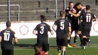 17. Spieltag Staffel West: Alle Spiele, alle Tore