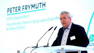 Amateurfußball-Kongress: Interview mit Peter Frymuth