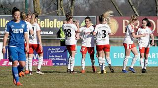 Highlights: SC Sand  vs. 1. FFC Frankfurt