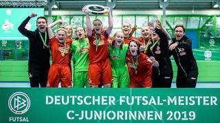 DFB-Futsal-Cup: Zweiter Titel für Kölner C-Juniorinnen