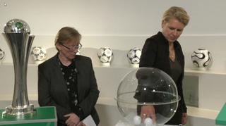 Halbfinal-Auslosung im DFB-Pokal der Frauen