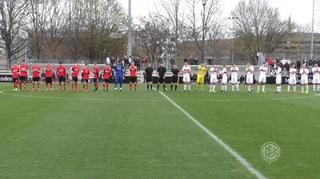 Halbfinale DFB-Pokal der Junioren: VFB Stuttgart vs. SC Freiburg