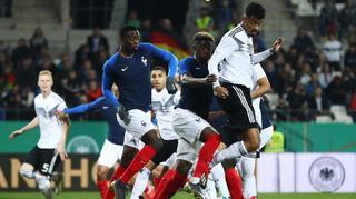 U 21 spielt gegen Frankreich Remis