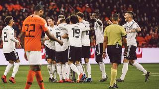 Deutschland gewinnt 3:2 in den Niederlanden