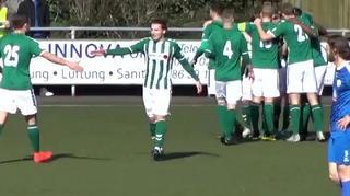 Regionalliga Nord: Alle Tore vom 27. Spieltag