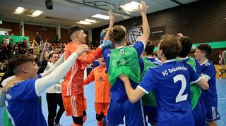 Neuer Meister bei den A-Junioren: Der FC Deisenhofen