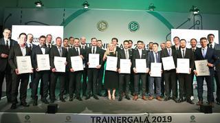 DFB vergibt 24 neue Fußball-Lehrer-Lizenzen