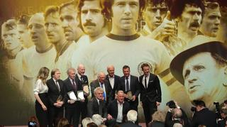 Hall of Fame mit Beckenbauer, Seeler und Netzer eröffnet