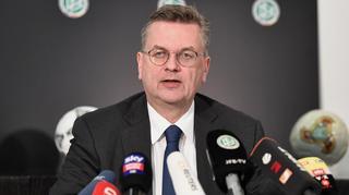 Reinhard Grindel tritt als DFB-Präsident zurück