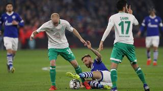 DFB Cup Men: Schalke 04 vs Werder Bremen