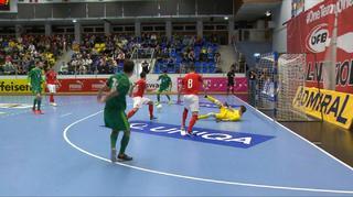 Futsal Friendly: Österreich vs. Deutschland am Sonntag