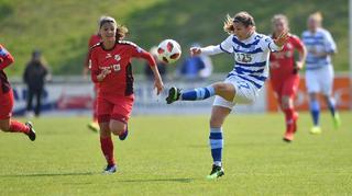 Highlights:  MSV Duisburg vs. SC Sand
