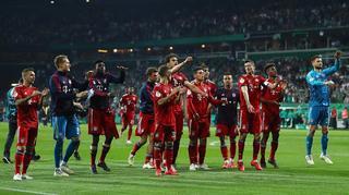 DFB-Cup Men: Werder Bremen vs Bayern Munich