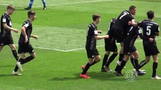 24. Spieltag Staffel West: Alle Spiele, alle Tore