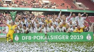 1:0 gegen Freiburg: Wolfsburg feiert 5. Pokalsieg in Folge