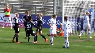 Highlights: 1. FFC Frankfurt vs. Bayer 04 Leverkusen