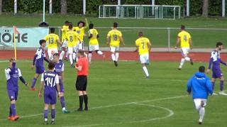 25. Spieltag Staffel Nord/Nordost: Alle Spiele, alle Tore
