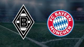 Highlights: Borussia Mönchengladbach - FC Bayern München
