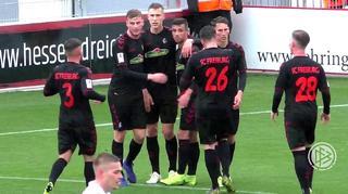 Regionalliga Südwest: Alle Tore vom 33. Spieltag