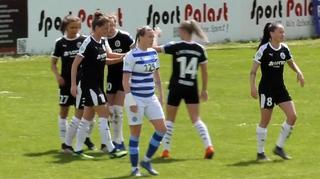 Highlights:  MSV Duisburg vs. 1. FFC Frankfurt
