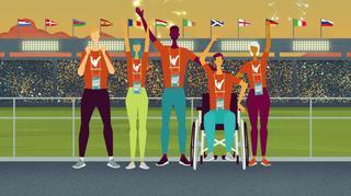 EURO 2020: Journey of a Volunteer
